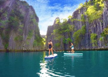Coron Stand Up Paddle Boarding – 1 day